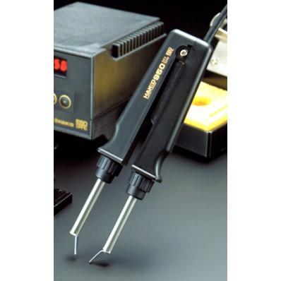 Desoldering Tweezer Tip,Flat Blade,1.0mm HAKKO T9-L1