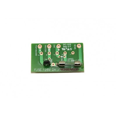 B3722 PC Board with Fuse