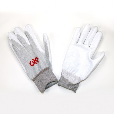 2X-Large, Palm Coated, ESD Safe Gloves
