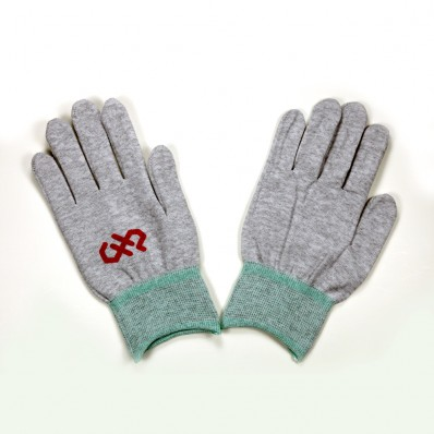 Medium, Uncoated, ESD Safe Gloves