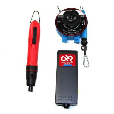 AT-4500-SET, Brush Electric Screwdriver Set