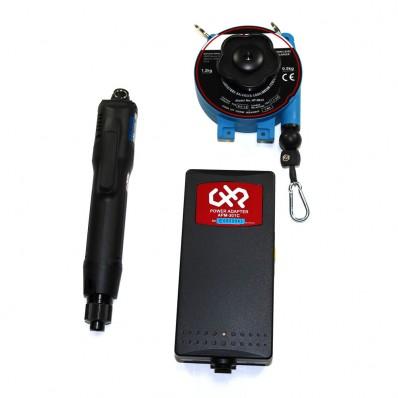 AT-6000-SET, Brush Electric Screwdriver Set