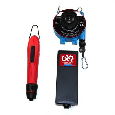 AT-250B-SET, Mini Brushless Electric Screwdriver Set