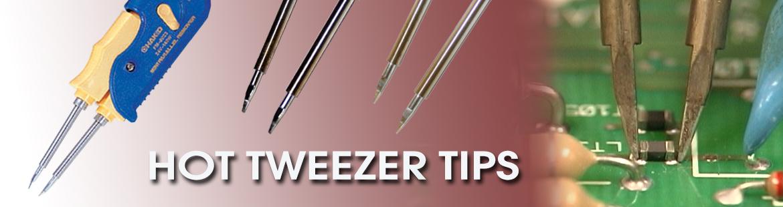 Hot Tweezer Tips