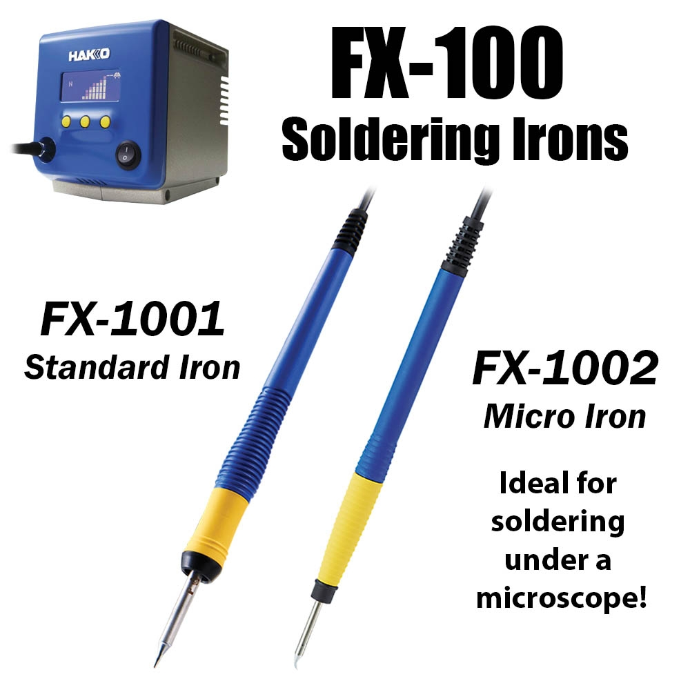 fx 1002 micro soldering iron handpiece only fx 1002 micro soldering iron for fx 100. Black Bedroom Furniture Sets. Home Design Ideas