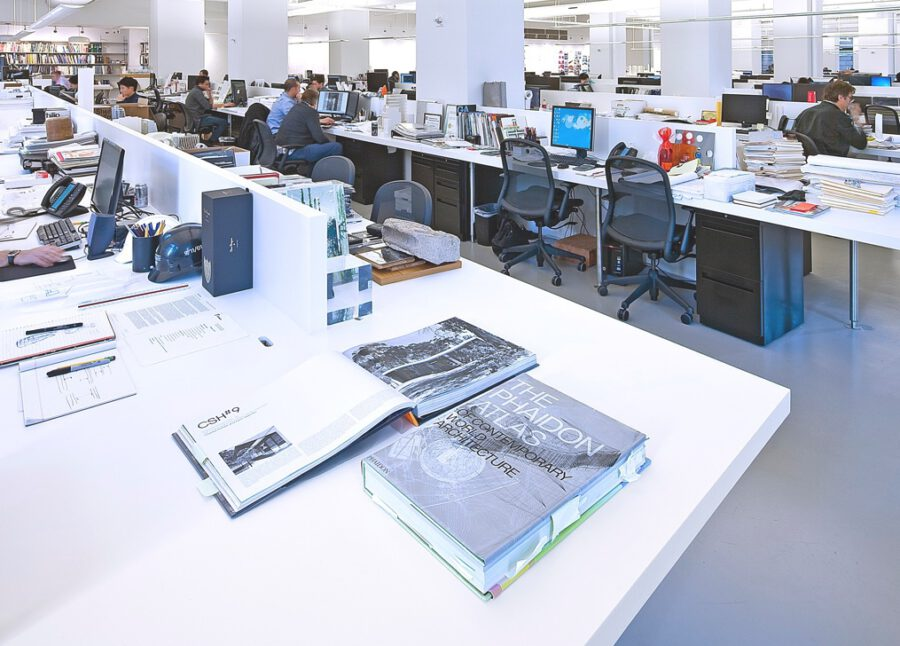 Architecture interior design u handel architects