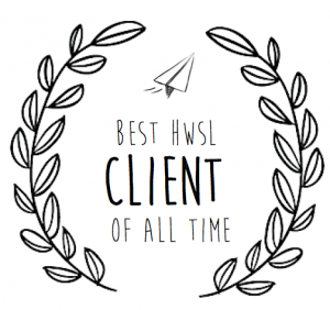 Best Client Award