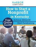 How to Start Your KentuckyNonprofit Guide