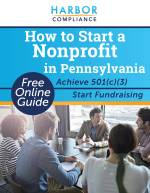 How to Start Your PennsylvaniaNonprofit Guide