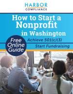 How to Start Your WashingtonNonprofit Guide