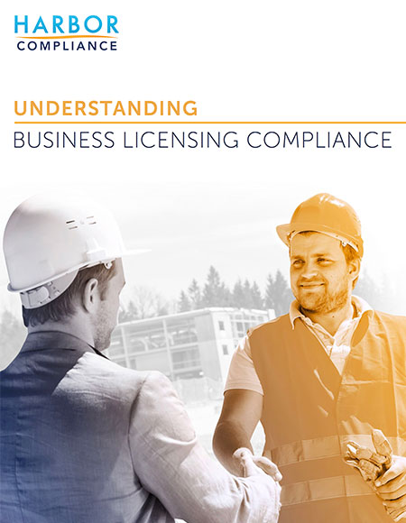 Understanding Business Licensing White Paper