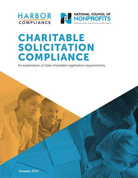 Charitable Solicitation White Paper