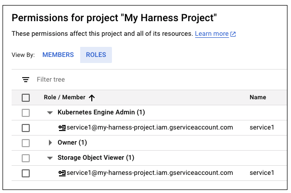 Add Cloud Providers - Harness io Docs