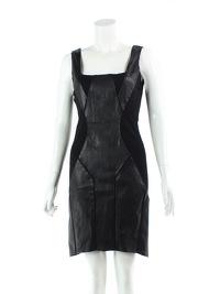Sleeveless Round Neck Mini Evening Dress