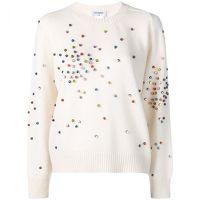 Chanel Cashmere Embellished Jumper