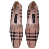 Multicolored Heels by Burberry