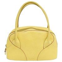 Loewe Yellow Handbag