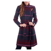 Ted Baker Coat With Funnel Neck