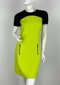 Michael Kors Stretch Dress With Zipper