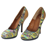 Dries Van Noten Pumps In Multicolor