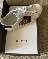 Gucci Apple Sneakers