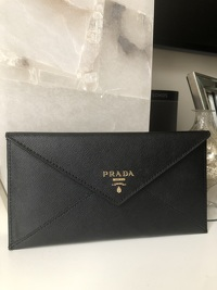 PRADA Evening wallet