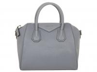 Givenchy Antigona bag Handbags Leather Grey