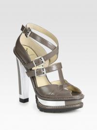 Never Worn - Brian Atwood Platform Sandals