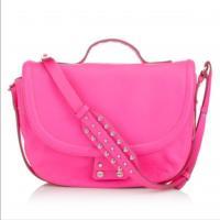 McQ Alexander McQueen Neon Pink bag