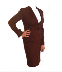 Wool Dolce and Gabanna Suit