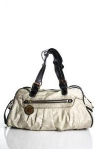 Stella McCartney Cream Shoulder Bag