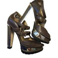 Brian Atwood Worn 1time  platform shoes