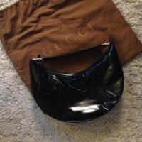 Authentic Gucci Patent Leather Hobo