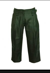 3.1 Phillip Liam black trouser capris