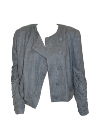 Camilla and Marc Grey Jacket