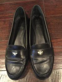 Gently Loved Tory Burch Oxfords
