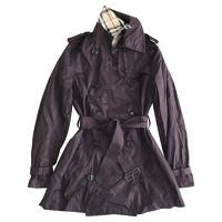 Burberry Jacket/Coat in Violet