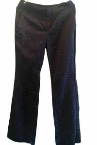 Gucci brown silk pants