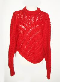 Asymmetric Isabel Marant sweater