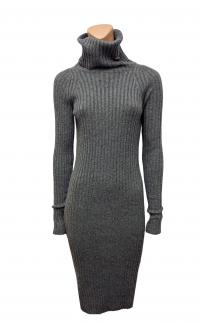 Gucci ribbed knit dress