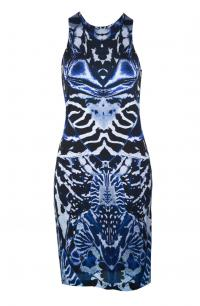 Blue print MCQ Dress