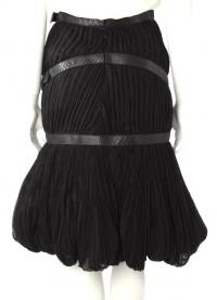 Alexander McQueen Pleated Skirt
