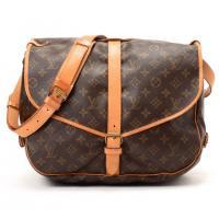 LV Louis Vuitton Saumur Bag