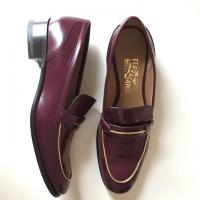 Salvatore Ferragamo Reed Loafer Size 8.5