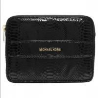 MICHAEL Michael Kors embossed small tablet clutch
