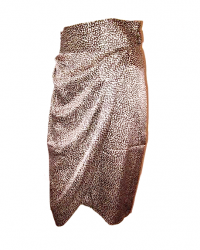 Gorgeous Cheetah print Phillip Lim Wrap Skirt