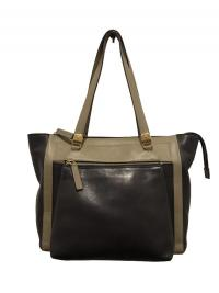 MARNI Bag  Black Olive Tote Shoulder Front Pocket