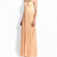 New with tags peach dress