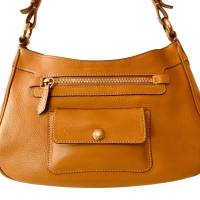 Prada Small handbag, Camel color