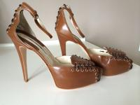 Brian Atwood Minxypuss Heels Size 37